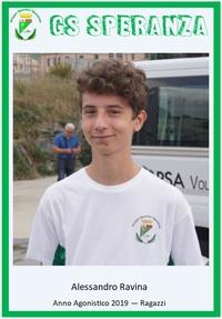 Alessandro RavinaRagazzi